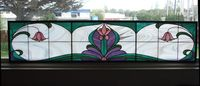 Stained Glass Window Completed